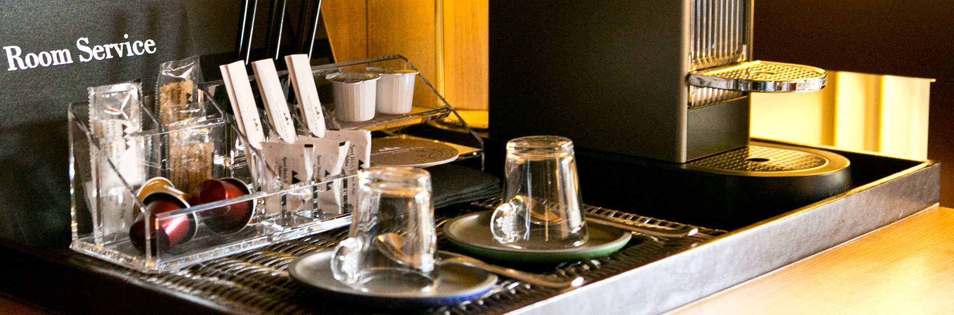 All rooms include coffee machine, tea and water