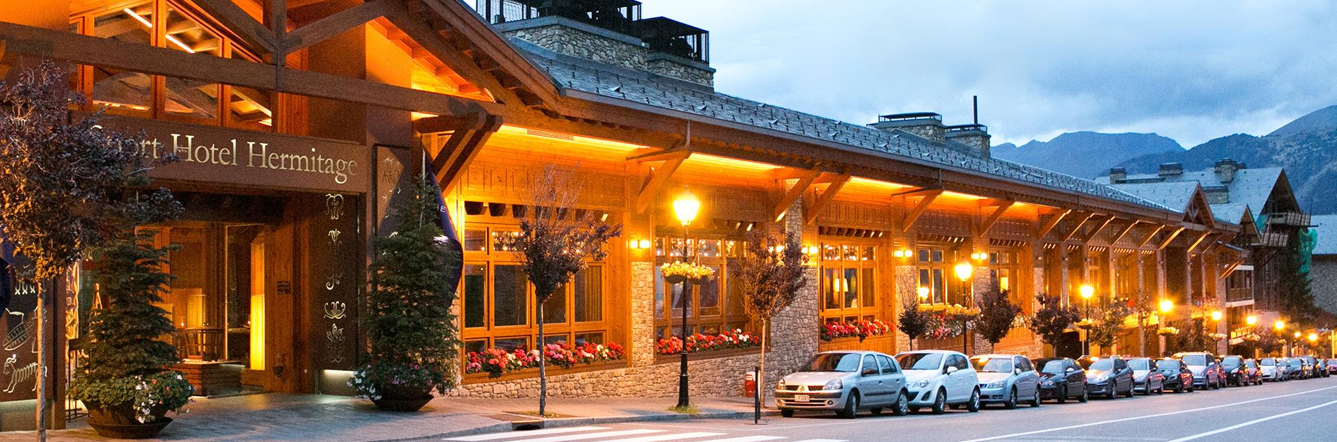 Spa Hermitage Andorra
