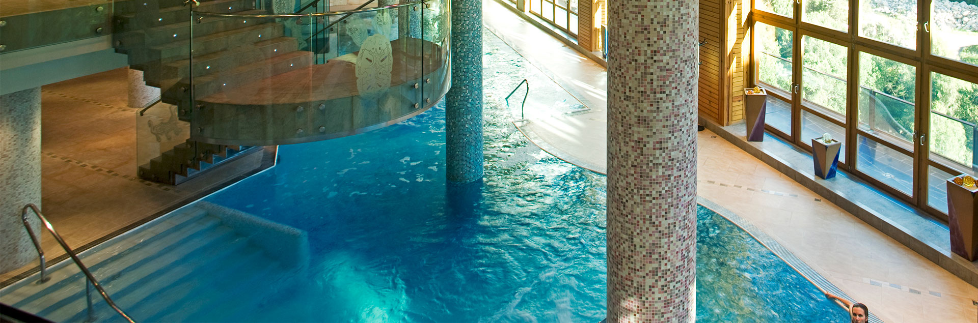 hotel with spa in soldeu with a summer discount