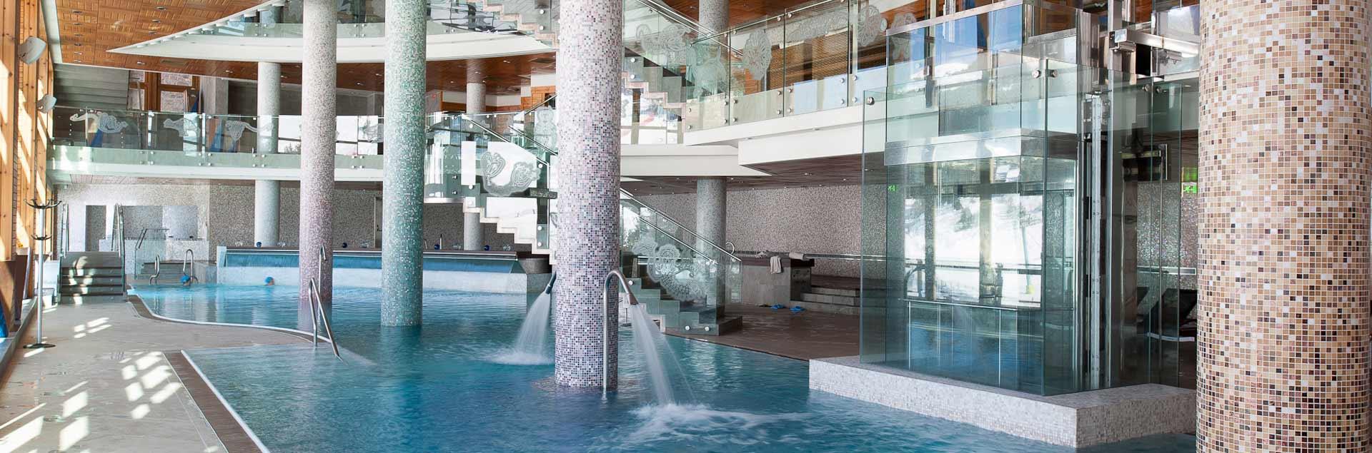 Sport wellness mountain spa sport hotel hermitage andorra - Hotel ermitage andorra ...