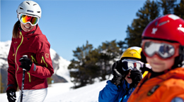 Ski holidays at the foot of the Grandvalira Soldeu slopes